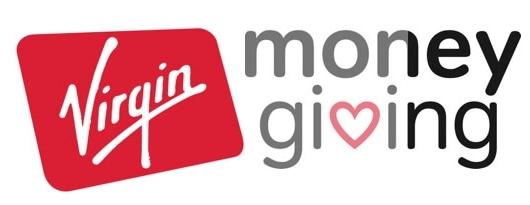 Donate via Virgin