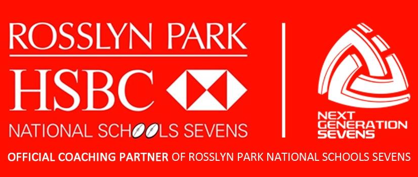 Rosslyn Park National Schools Sevens Logo