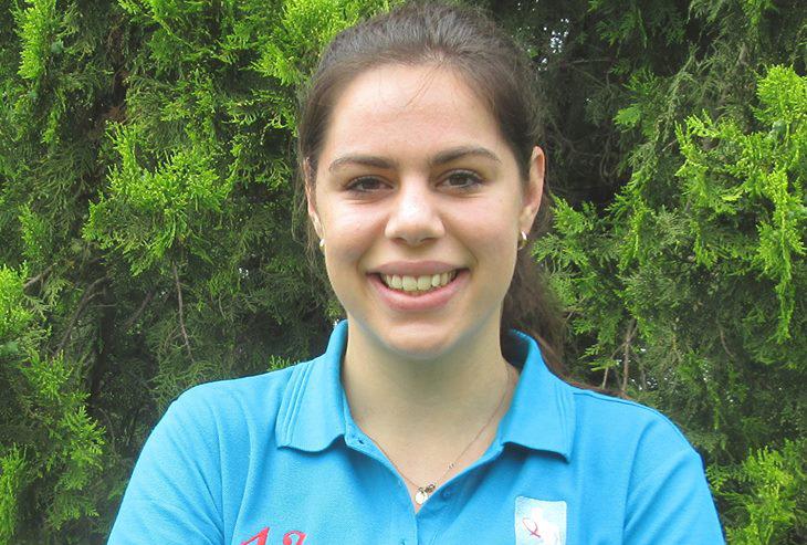 Volunteer Hannah