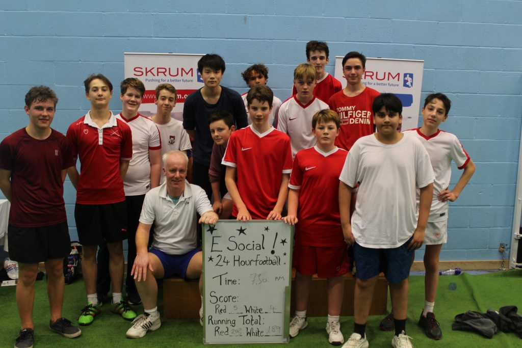 Radley Football Challenge
